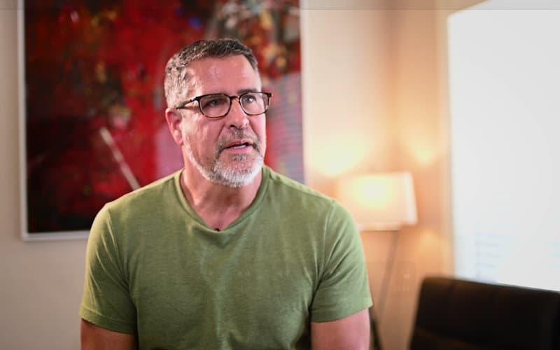 Image of hip pain patient Doug P