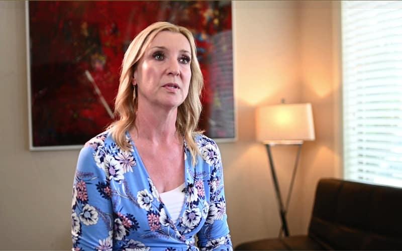 Image of cervical spine patient Lynda B