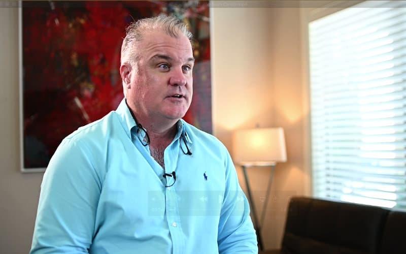 Image of Back Pain Patient Sean C
